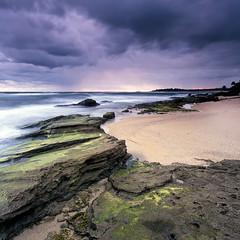 Final Judgement (Eddie La Mole) Tags: piñones bocadecangrejos beach playa coast waves 6x6cropped film mediumformat fujivelvia100 pentax6x7