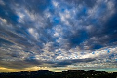 Dramatic Clouds ((Jessica)) Tags: rokinon rokinon12mm wideangle clouds dramatic sky mountains california topanga topangacanyon sony sonyalpha sonya6000 tunacanyon tunacanyonpark