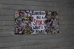About the Theme (sharanya_enjoy83) Tags: tedx tedxmsrit installation art theme sonder stories