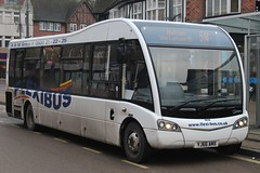A&M Optare Solo SR (YJ66 AMX) (john-s-91) Tags: am optaresolosr yj66amx solihull route514