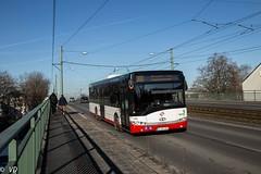 Solaris 3 der Bogestra (Vitalis Fotopage) Tags: gelsenkirchen nordrheinwestfalen deutschland solaris urbino u12 12 bogestra omnibus