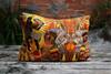 Almofada em veludo (Alegraziani Produto Ilustrado (11) 96175.8787) Tags: almofadas almofadaspersonalizadas almofadasdecorativas indios brasil decor decoraçãodecasas casaedecor ambientes alegraziani artist art arte artwork