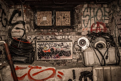 Barrikaden (morten f) Tags: barrikaden okkupert concerts underground europe occupied vestbredden bar oslo norway punk dass