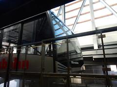 Lauterbrunnen Cable Car (deltrems) Tags: cable car public transport switzerland swiss berner bernese oberland lauterbrunnen grutschalp cablecar murrenbahn
