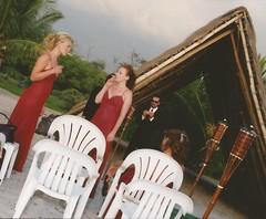 Smoking bridesmaids in Hawaii (STUDIOZ7) Tags: woman women girl smoking smoker cigarettes hawaii wedding bridesmaids scenery dangling dragging