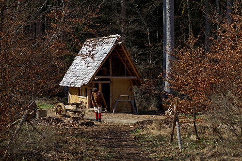 Das Haus des Drechslers