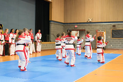DC0_2367 (Eisbier) Tags: sports sport alaska youth martial arts martialarts taekwondo demonstration korean anchorage tkd champmartialarts