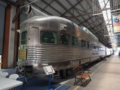 California Zephir Gold Coast Railroad Museum (umberto.dagostino) Tags: california car train observation florida miami zephyr treni