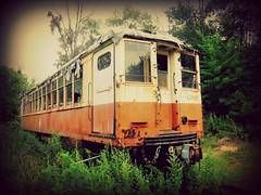 northern ohio museum 079 (Fan-T) Tags: seville haunted creepy toledo streetcar rta 2015 northernohiomuseum waterfrontelectricrailway greatstreetcarwreck