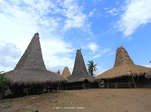 Ratenggaro traditional village