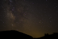 Milky Way (Echo Eric) Tags: new york pentax astrophotography gps geotracker k3ii