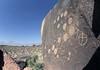 Petroglyphs / Volcanic Tablelands (Ron Wolf) Tags: california archaeology circle panel nativeamerican petroglyph rectangle anthropology shoshone rockart blm anthropomorph piute radiatinglines anthromorph diamondpattern connectedcircles numic volcanictableland solidcircle clusteredrectangles