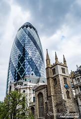 The Egg (CKostova) Tags: city travel england urban london architecture buildings egg cityscapes explore gherkin