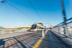 Watch out! (Leo Hidalgo (@yompyz)) Tags: love film portugal train canon underground tren photography eos reflex metro random cam like porto rails dslr oporto 6d railes fotografa vsco ileohidalgo yompyz
