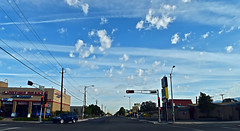 Chemtrails (Jo-Back To The 80's Again!) Tags: many streaks chemtrails everywhere