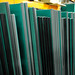 Green office dividers