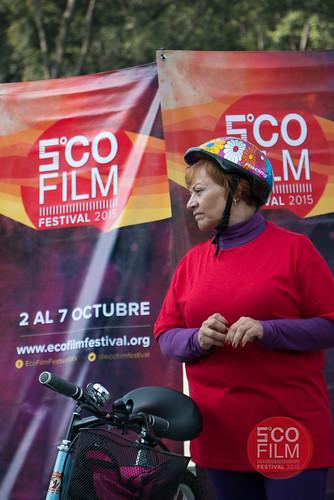Rodada ciclista ECOFILM 2015