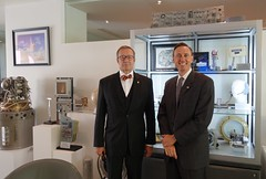 Evangelizing e-government with Estonian President Toomas Ilves today