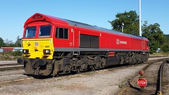 59201 (DBS 60100) Tags: gm shed ews class59 dbschenker mendiprail merehead