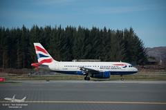 British Airways - G-EUPE - A319-100 (Aviation & Maritime) Tags: norway airbus ba bergen britishairways a319 flesland airbus319 bgo a319100 enbr geupe airbus319100 bergenlufthavnflesland bergenairportflesland