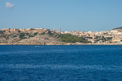 Approaching Gozo (tagois) Tags: malta gozo mgarr
