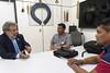 Secretário Antônio Alves Recebe Lideranças Xavante e Yanomami (Secretaria Especial de Saúde Indígena (Sesai)) Tags: brasília indígenas beto maurício outubro 2015 índios secretário yanomami antônioalves