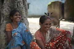 Portrait (The White Ribbon Alliance) Tags: smiles mothers india rural communityengagement traditionalclothing wraindia wra portraits professionalphotographs whiteribbonalliance candid women community