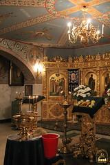 05. The commemoration day of St Sergius of Radonezh in Bogorodichnoe village / Праздник Прп. Сергия Радонежского в Богородичном