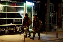 Roam (Eric Garingalao) Tags: urban toronto night lumix lowlight cityscape market panasonic kensington ube gh4