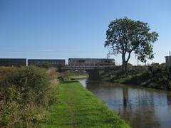 151009_10 (Bushy Park Boy) Tags: walking bridges trains goods canals railways freight warwickshire midlands longwalks onlyconnect polesworth coventrycanal b2e beestontoexeter