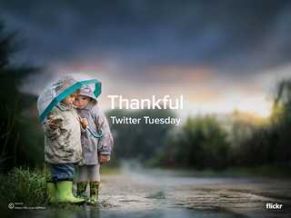 Twitter Tuesday: Thankful