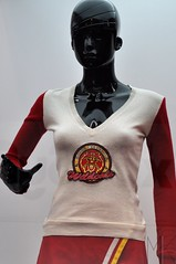 Costume cheerleader Claire Bennet - Heroes (muka_3435) Tags: costume heroes comiccon comicon props haydenpanettiere clairebennet heroesreborn originalcostume originalprops comicconportugal comiccon2015 propsseries syfyexposyfy