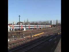 458019 Clapham Junction 08.03.10 (jonf45 - 2 million views-Thank you) Tags: west train dc br south rail railway trains junction class emu british clapham 3rd juniper 750 458 8019 4580 458019