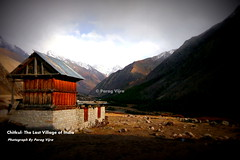 Chitkul Himachal Pradesh (Parag Vijra) Tags: travel wallpaper india mountain snow village cottage hills adventure hut journey valley himalaya himachal letsgo himachalpradesh traveler indochina sangla kinnaur chitkul baspa indochinaborder lastvillage baspariver chitkulvillage lastvillageofindia paragvijra creativecanvasentertainment chitkulwallpaper