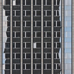 alles Fassade (square) (jotka*26) Tags: windows france berlin lines architecture reflections germany square frankreich ladefense minimal architektur architectura architektuur jotka26 archdaily
