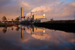 IMG_3563 (chemist72 (Pascal Teschner)) Tags: industry afternoon groningen sugarfactory hoogkerk aduarderdiep