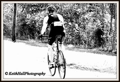 Silhouette, Triathlon, Cycling (Bass Player Keith Hall) Tags: bicycling silouettes elkinnc keithhallphotography triathloninnc belewslakeinternationaltriathlon