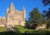 Castelo de Santa Maria da Feira (vmribeiro.net) Tags: santa castle portugal geotagged maria sony feira castelo aveiro prt a350 geo:lat=4092068148 geo:lon=854317099