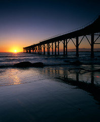 Catherine Hill Bay (nathanb.andrews) Tags: new 120 mamiya film wales sunrise bay fuji south hill australia catherine newsouthwales 100 provia rb67 65mm fujiprovia100 catherinehillbay