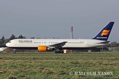 B767-319ER EI-UNC ICELANDAIR 2 (shanairpic) Tags: irish shannon icelandair boeing767 b767 jetairliner eiunc
