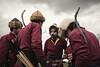 Conversation.. (RKAMARI) Tags: armedforces army arrow event historical man selçuklu show soldier turks warrior