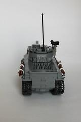 M4a3e8 Sherman (brick_builder7) Tags: vehicle tanker grey bricks brickarms carpet carpetlego lego worldwar wwii easyeight army sherman worldwartwo world war worldwar2 wartwo two 2 american allies easy easy8 m4a3e8 8 eight tank m4a3e8sherman armored gun