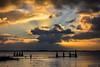 2017-01 Tot ver achter de horizon zoeken we de lente - Hellevoetsluis/NL (Meteo Hellevoetsluis) Tags: 0114 2017 aboutpixels haringvliet hellevoetsluis jacobsladder mnd01 nl nederland netherlands southholland voorneputten winterseizoen zuidholland zuidfront bewolking cloud clouds collecties cumulus januari meteo nature natuur neerslag precipitation sun sunbeam sunray sunset weather weer wolk wolken zon zonnestraal zonsondergang