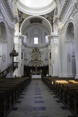 Sankt Ursenkathedrale Solothurn (Suisse)