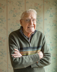 Boppa (J Trav) Tags: boppa portrait grandfather marietta georgia 95yearsold video story christmas holidays seniorcitizen