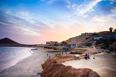 Spain... (Zeeyolq Photography) Tags: beach canaria canaryislands elmedano spain sunset tenerife elmédano canarias espagne