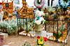 63020006 (alexdotbarber) Tags: 160 35mm c41 ddm dayofthedead diademuertos mexico michoacán pátzcuaro voigtlanderbessar3a voigtlandernoktonclassic40mmf14 analog cemetery colornegative f28 rangefinder
