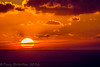 Sun Up. (Tony Brierton) Tags: 4413 brayhead dawn daybreak firstlight irishsea morning sun sunrise wicklowmts wicklow ireland