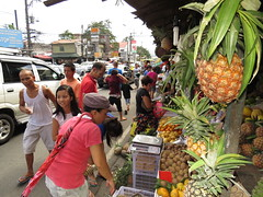 fruits for new year (DOLCEVITALUX) Tags: pineapple pineapples fruit fruits philippines newyear luckycharm newyearimages