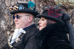 Photographing People-1 (colin.smith18) Tags: portrait walthamabbey england unitedkingdom gb timelineevents steampunk